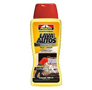 Lava Autos Classic 500ml Proauto Concentrado
