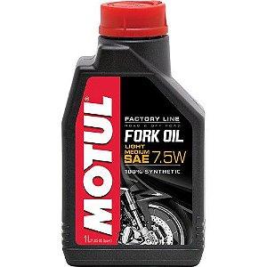 Óleo De Suspensão Fork Oil 7.5w Light Medium