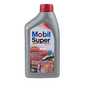15W40 Mineral Óleo MOBIL Super 1000 X3 Protection API SN