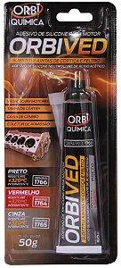 Adesivo De Silicone Para Motor Orbived Orbi Quimica
