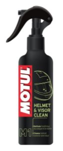 Spray Para Limpar Capacete E Viseira Motul M1