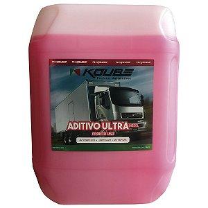 Aditivo Ultra Diesel Pronto Uso Rosa 20 Litros - KOUBE