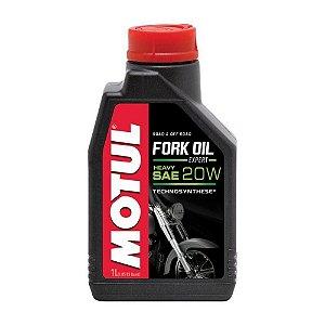 Óleo De Suspensão Bengala Motul Fork Oil Expert Heavy 20W Harley