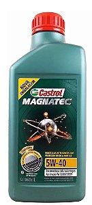 Óleo Castrol Magnatec 5w40 Recomendado Pela Volkswagen 508 88 509 99 Profissional 100% Sintético