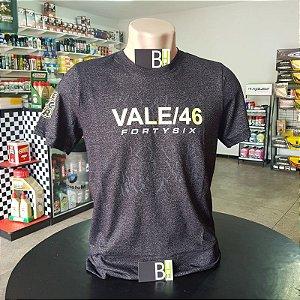 Camisa Yamaha VR46 Valentino Rossi Camiseta Algodão Ref.231