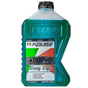 Koube Verde Long Life Aditivo Radiador Concentrado Orgânico 4 Anos ou 100.000km