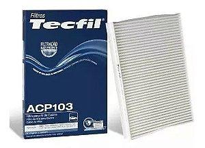 Filtro de Ar Condicionado Palio / Siena / Strada Tecfil ACP103