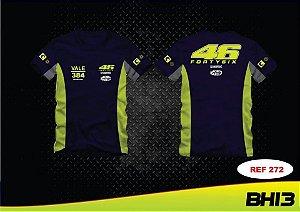 Camiseta Camisa Vale 384 Grand Prix Ref.272