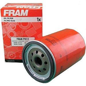 Filtro de Óleo FRAM Motor GM 6 Cilindros Opala PH13