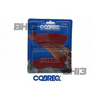 Pastilha De Freio Para Honda Hornet Com Abs Cb600 N964