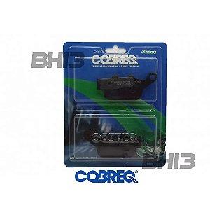 Pastilha De Freio Cobreq Para Honda Cb300 Traseira N1617