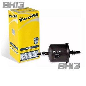 Filtro Combustível Vw Gol 1.0 8v Ie 98 À 99 Gi08