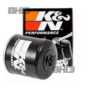 Filtro Oleo K&n Kn-153 Ducati 848 1098 1198 Todas As Monster