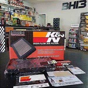 Filtro Ar Bmw S1000 Rr R Xr S1000rr Bm1010 K&n Kn Bm-1010