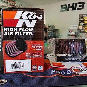 Filtro Ar Bm1204 K&n Esportivo Bmw 1200gs 1200r Kn Bm-1204