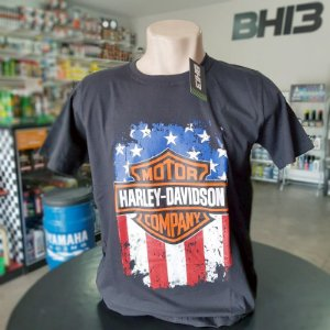 Camiseta Harley Davidson HD American Chopper Custon AM.004