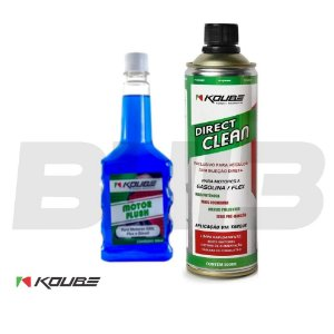 Combo Koube Flush Preventivo + Direct Clean
