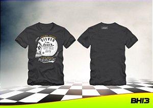 Camisa Vintage American Motorcycles Camiseta Algodão Ref.400