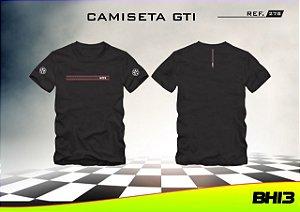 Camiseta Golf GTI Polo Volkswagen Camisa Algodão Ref.278