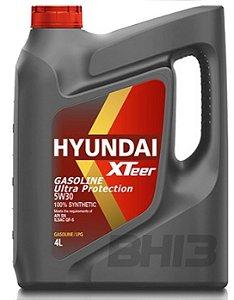 Óleo Original Hyundai XTEER 5W30 100% Sintético Galão 4 Litros