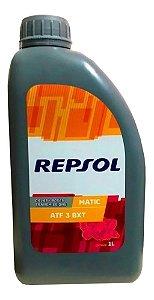 Óleo Repsol ATF 3 BXT Dexron Câmbio Automático