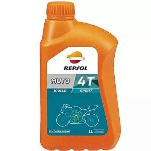 Repsol 10w40 1 Litro Óleo Moto Sport 4t Triumph BMW