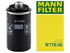 MANN Filtro Oleo Tiguan Jetta Fusca Passat  2.0 Tsi W71945