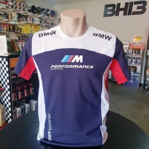 REF.429 Camiseta BMW M Performance Algodão