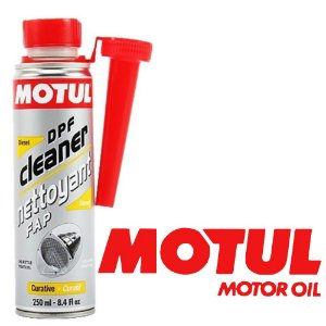 Motul DPF Cleaner 250ml Spray Para Limpeza Diesel