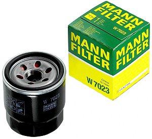 MANN W 7023 Filtro de Óleo Hyundai HB20 1.0 12v Flex 2012 Diante