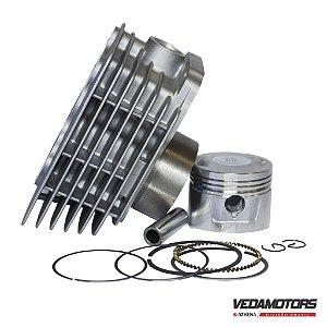 Kit Cilindro Pistão Dafra Speed Kansas 150 08 P400256100002