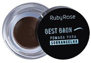Pomada para Sobrancelha Medium Ruby Rose