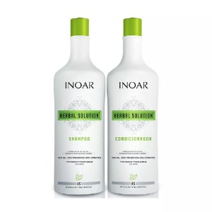 Kit Duo Inoar Citratrifios Shampoo 1000ml + Condicionador 1000ml