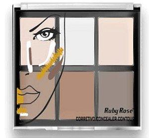 Corretivo Fair Concealer Contour Ruby Rose