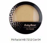 Po facial Ruby Rose com espelho - Cor 4