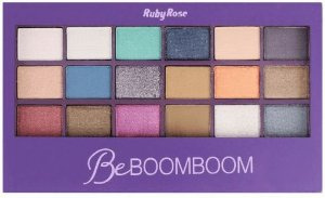 Paleta sombra Be Boomboom Ruby Rose