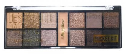 Paleta De Sombra Pocket Desert Nude Ruby Rose