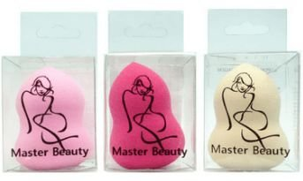 Esponja Master Beauty 12 unidades Atacado