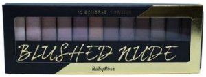 Paleta De Sombras Blushed Nude Ruby Rose HB 9913