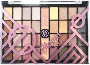 Paleta de Sombras Bloom Eyes Ruby Rose HB 9973