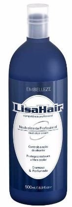 Neutralizante Lisa Hair 500ml