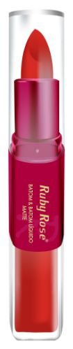 Batom Liquido Matte Ruby Rose HB 8606 Cor 066