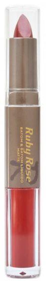 Batom Liquido Matte Ruby Rose HB 8606 Cor 072