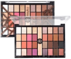 Paleta de Sombras com Primer Sweety Eyes Ruby Rose Atacado