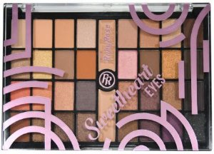 Paleta de Sombras Sweetheart Eyes Ruby Rose HB 9977