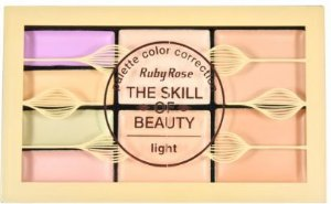 Corretivo The Skill of Beauty Light Ruby Rose HB 8097-Light