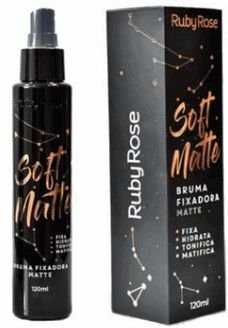 Bruma Fix Soft Matte Ruby Rose
