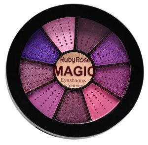 Paleta Mini de Sombras Magic Ruby Rose HB-99866