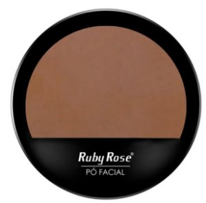 Pó compacto cor 21 facial Ruby Rose