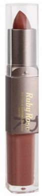 Batom Liquido Matte Ruby Rose HB 8606 Cor 281